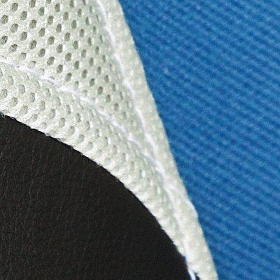 Кож/зам/ткань, черный/синий/серый, 36-6/С24/14